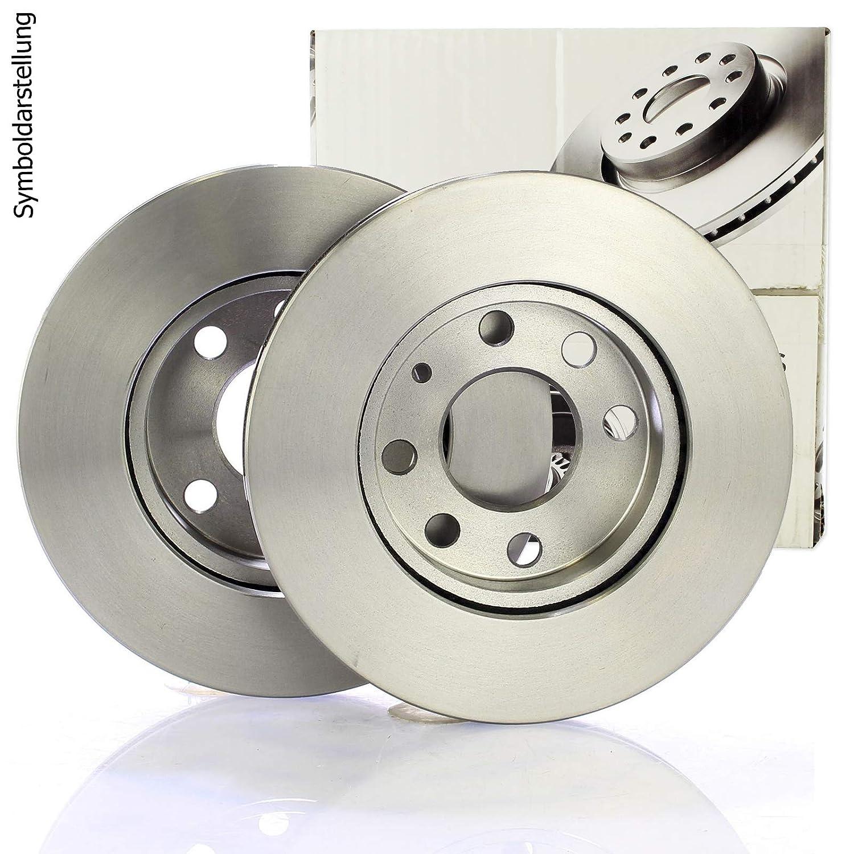 Bremsbeläge Toyota Corolla E10 E11 vorne ZIMMERMANN Bremsen Kit Bremsscheiben