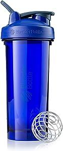 BlenderBottle Pro Series Shaker Bottle, 28-Ounce, Ultramarine
