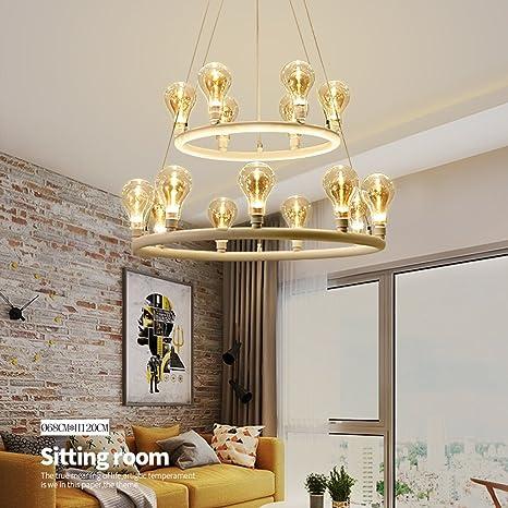Modern creativos clásica lámpara LED colgante diseño ...
