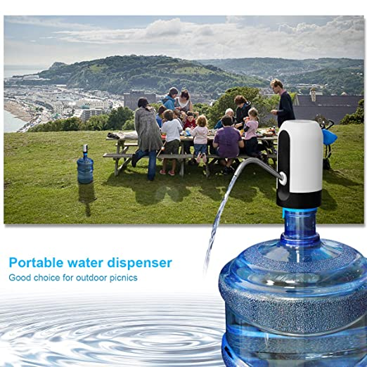 Amazon.com: Automatioc - Dispensador de agua eléctrico con 2 ...