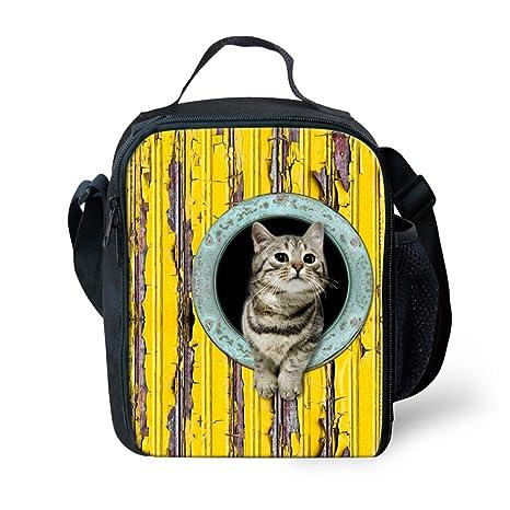 Amazon.com: hugsidea Moda Mascota Perro Gato Impresión ...