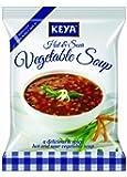 Keya Instant Soup, Hot N Sour Veg, 48g (Four Serve)