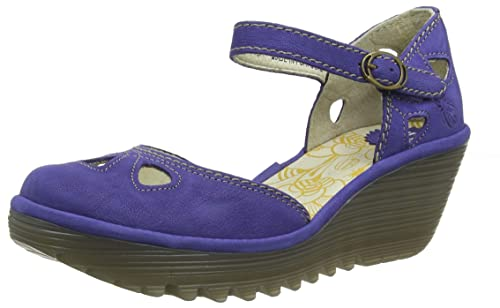 Complementos Para Zapatos Amazon De Mujer es Y Punta Yuna Con Fly Tacón Cerrada London ZqO8H8