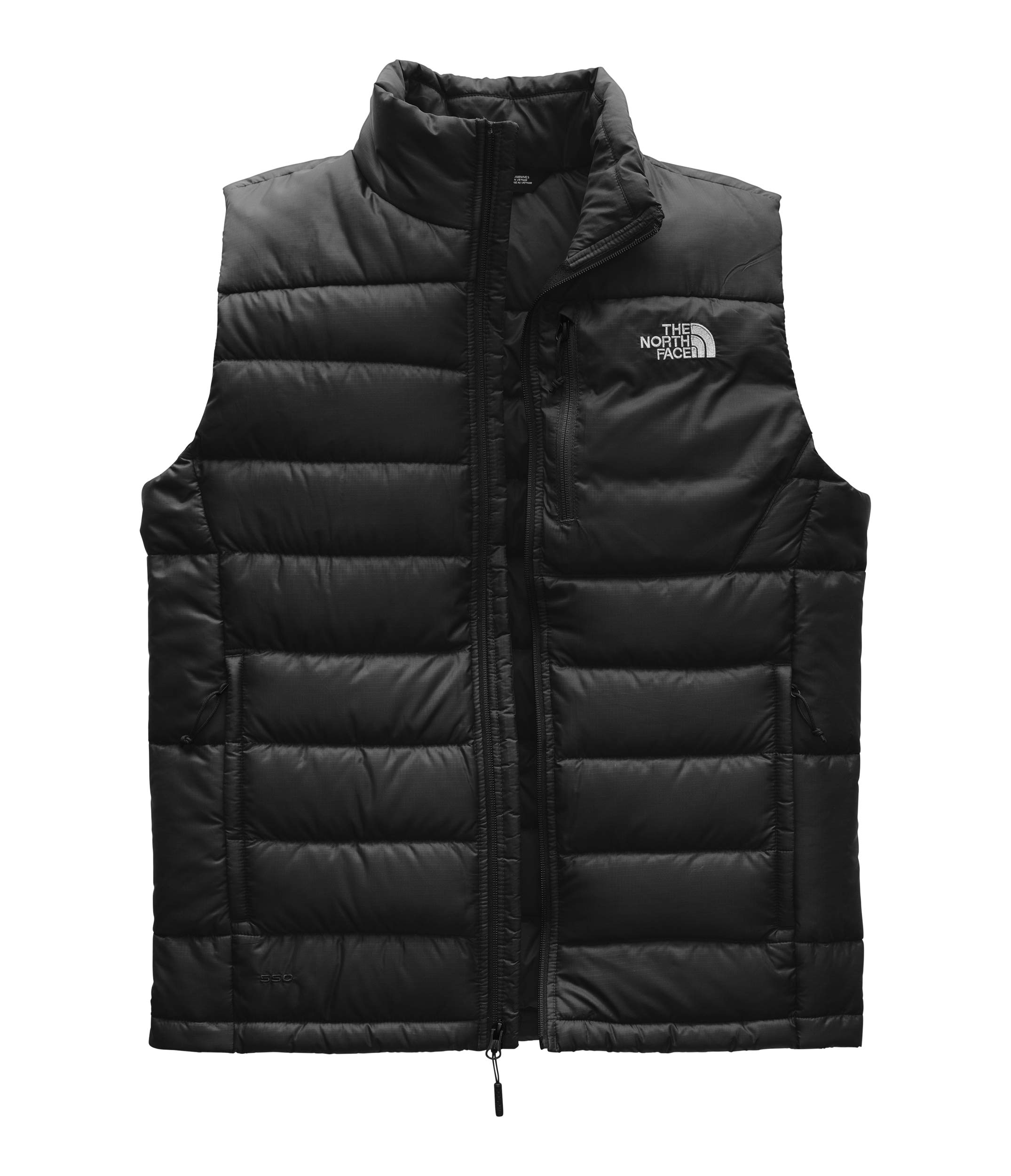 The North Face Men's Aconcagua Vest - TNF Black - L by The North Face