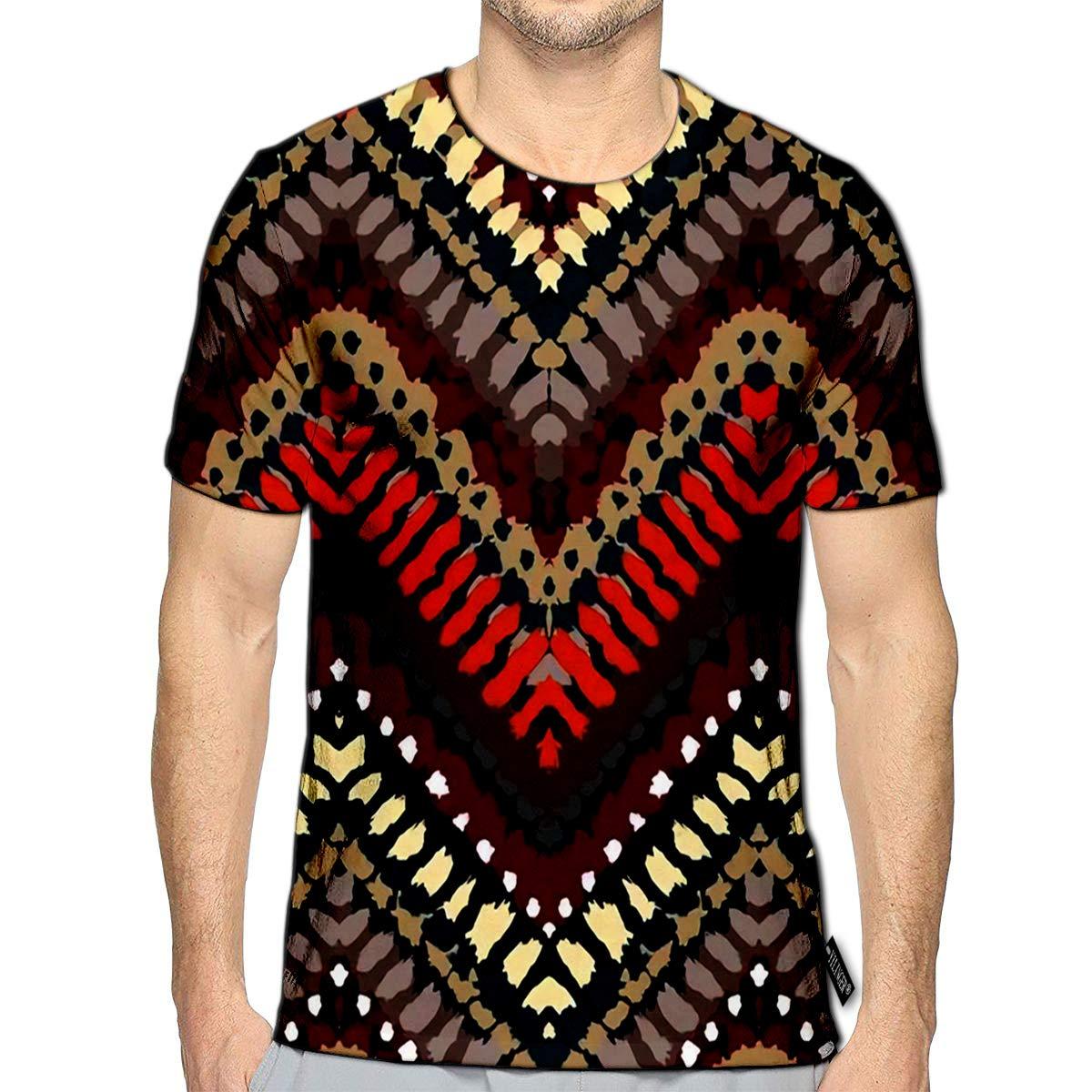 LUJXN Teenagers Crew Neck Tshirt Graphic Short Sleeve Summer Tees Unique