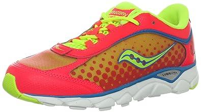 a4433134e7477 Saucony Girls Virrata Running Shoe (Big Kid)