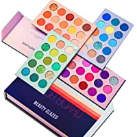 Beauty Glazed Color Board Eyeshadow Palette Eyes Shadow 60 Color Makeup Palette Highlighters Eye Make Up High Pigmented…