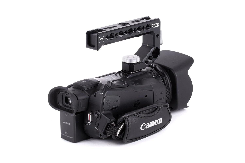Amazon.com : Wooden Camera - Hot Shoe Camera Handle : Camera & Photo