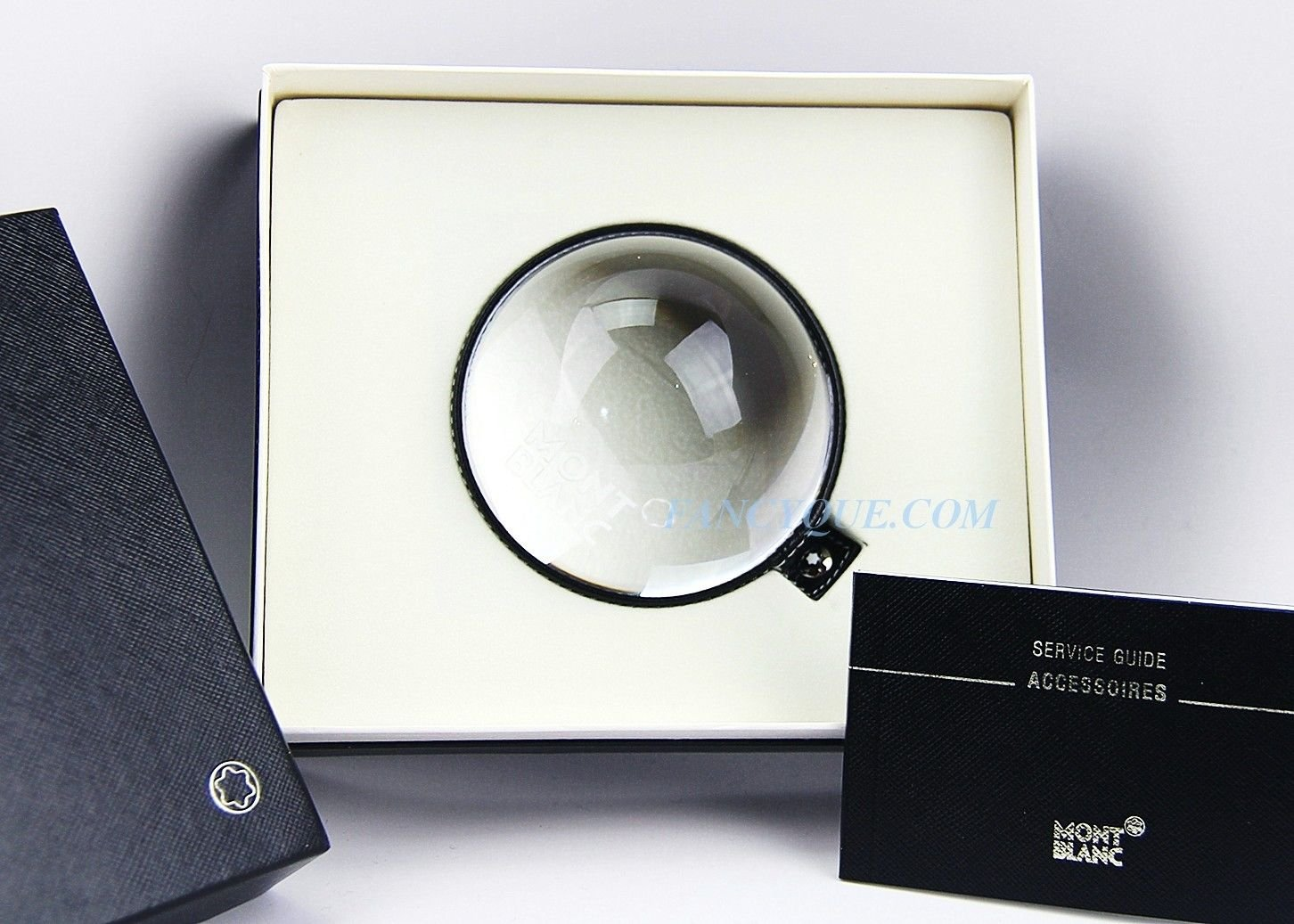 Montblanc Lifestyle Accessories Crystal Paperweight