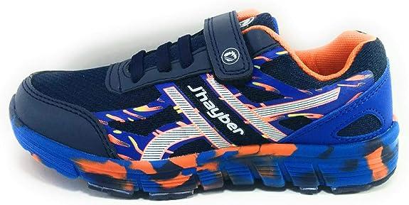 J`Hayber Zapatillas niño Deporte Rolano Running: Amazon.es: Zapatos y complementos