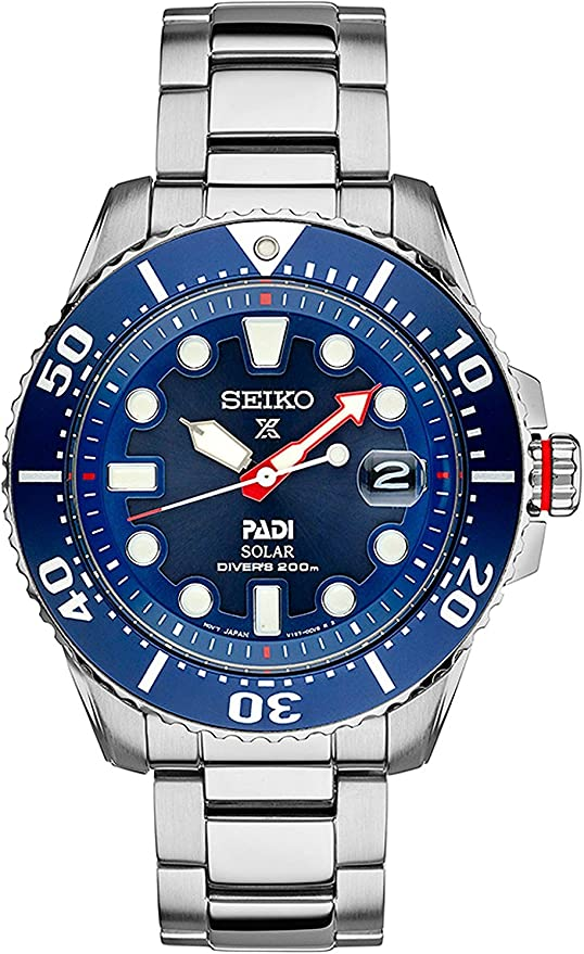 SEIKO セイコー PROSPEX PADI SNE435 男性用 メンズ 腕時計 [並行輸入品]