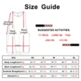 icyzone Workout Tank Tops for Women - Running