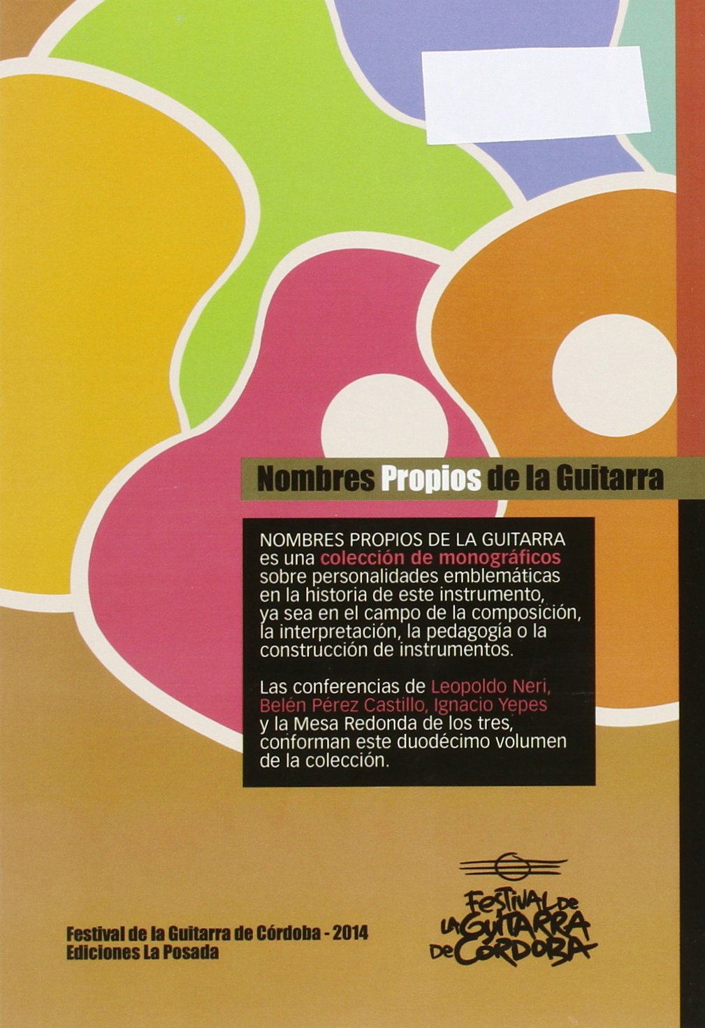 Narciso Yepes: 12 (Nombres Propios de la Guitarra): Amazon.es ...