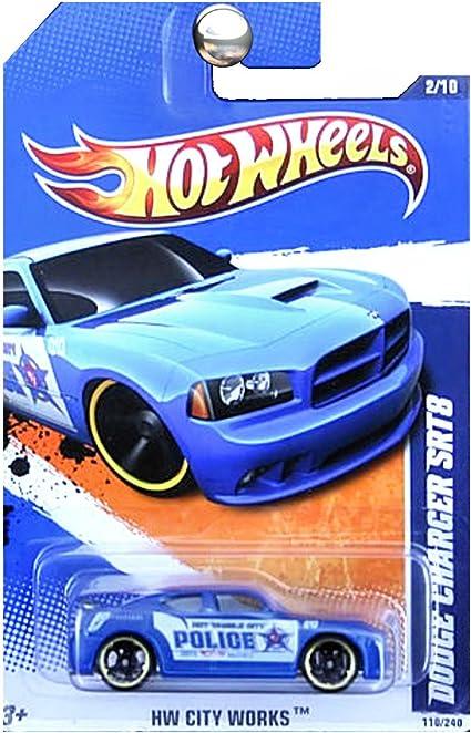 2012 Hot Wheels HW City Works Boom Box