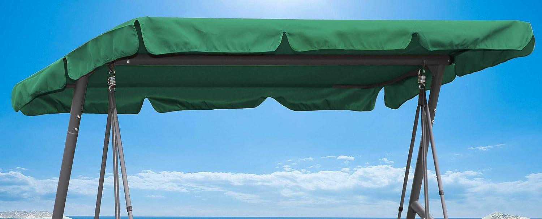 Ersatzdach Hollywoodschaukel Dach Schaukeldach Gartenschaukel Farbwahl Größewahl