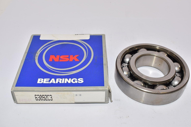 NSK 6302DU SINGLE ROW BALL BEARING