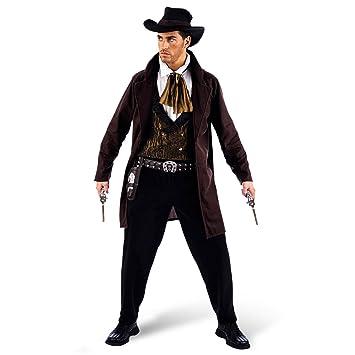 dfd05ddbbf Limit Sport - Disfraz de vaquero cowboy para adultos