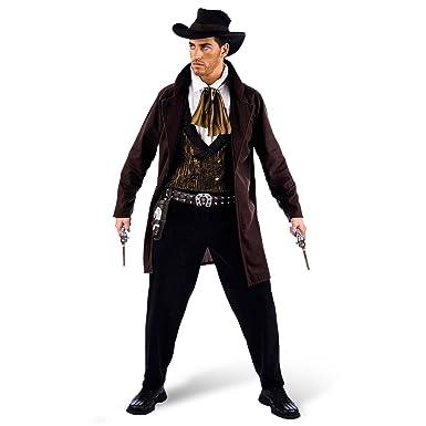 Limit Sport - Disfraz de vaquero cowboy para adultos d6eccd5e9dd