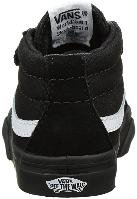 f205013c0c981f Amazon.com  VANS SK8-Mid Reissue V Suede Canvas Sneakers Infant Toddler  Shoes (7.0 M US Toddler