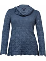 Style & Co. Women's Babydoll Long Sleeve Sweater