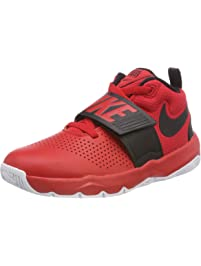 Nike Kids  Team Hustle D 8 (Gs) Basketball Shoe 0abca809ef36