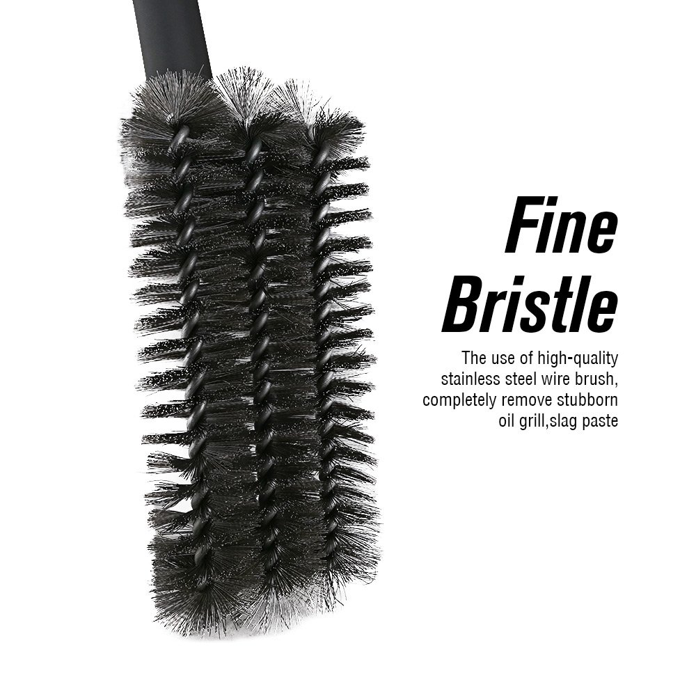 Amazon.com : Parboo BBQ Grill Brush Cleaner, Ideal for Cleaning Char ...