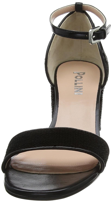 Femme Sandal Sacs Sandales et Chaussures Cheville Pollini W Bride vfwXXq