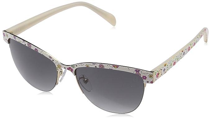 Tous STO314-570A93 Gafas de sol, Shiny Rose Gold, 57 para ...