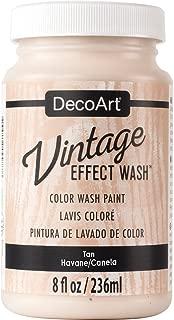 product image for DecoArt Vintage Effect Wash 8oz, Tan