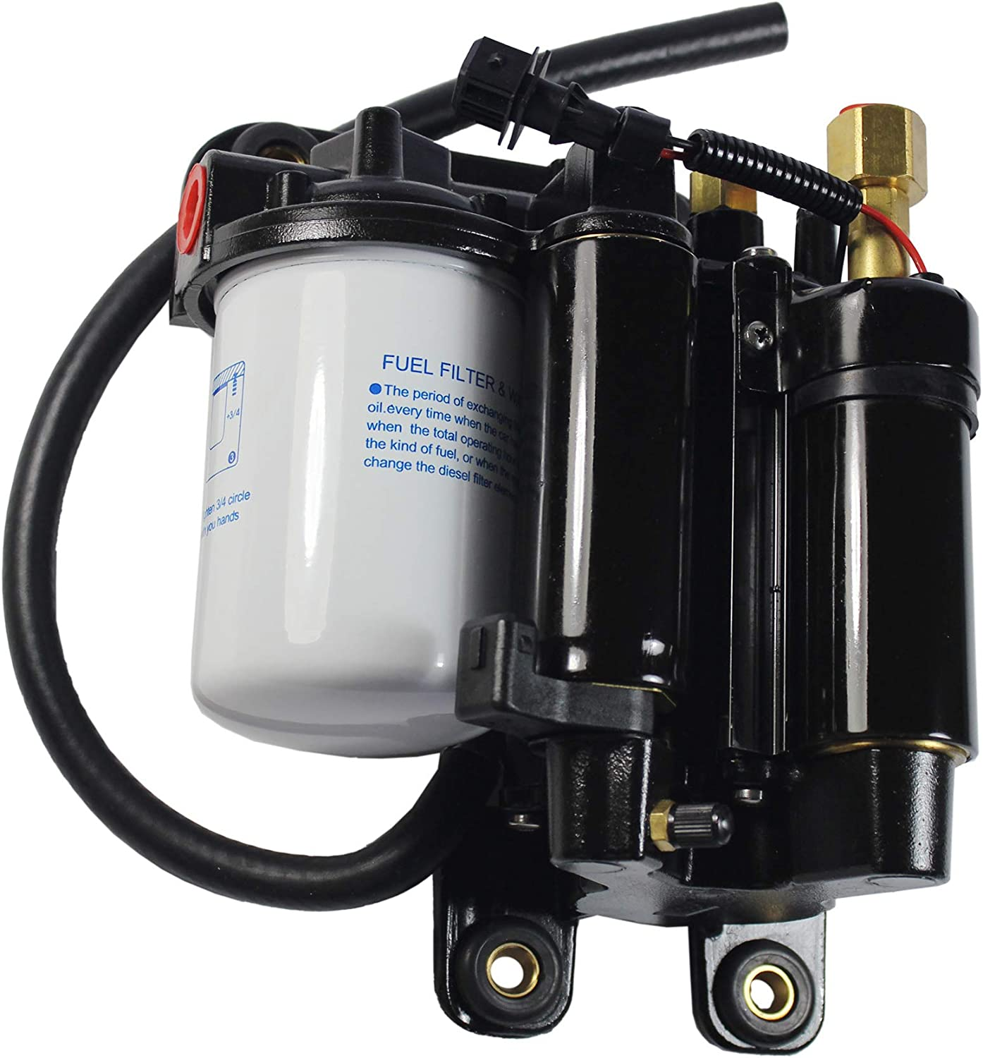 Amazon.com: New Penta Electric Fuel Pump Assembly replacement for Volvo  21608511 21545138 4.3L 5.0L 5.7L: Automotive | Volvo Penta 5 7 Fuel Filter |  | Amazon.com
