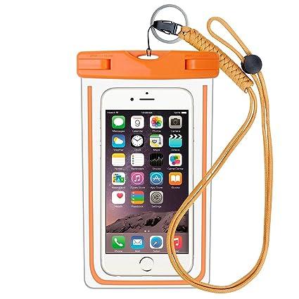 Estuches impermeables para el teléfono IPX8 Universale ...