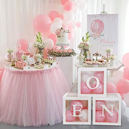 First Birthday Party Decorations Boy  from images-na.ssl-images-amazon.com