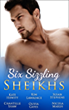 Six Sizzling Sheikhs: The Sheikh's Love-Child / Desert Prince, Defiant Virgin / Master of the Desert / At the Sheikh's Bidding / Desert Prince, Expectant ... Proposal (Mills & Boon e-Book Collections)