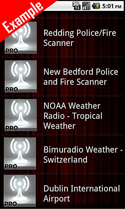 Police scanner - Live police Scanners and Police Radio, Fire Radio, weather  forecast and 911 Emergency, fire amd more