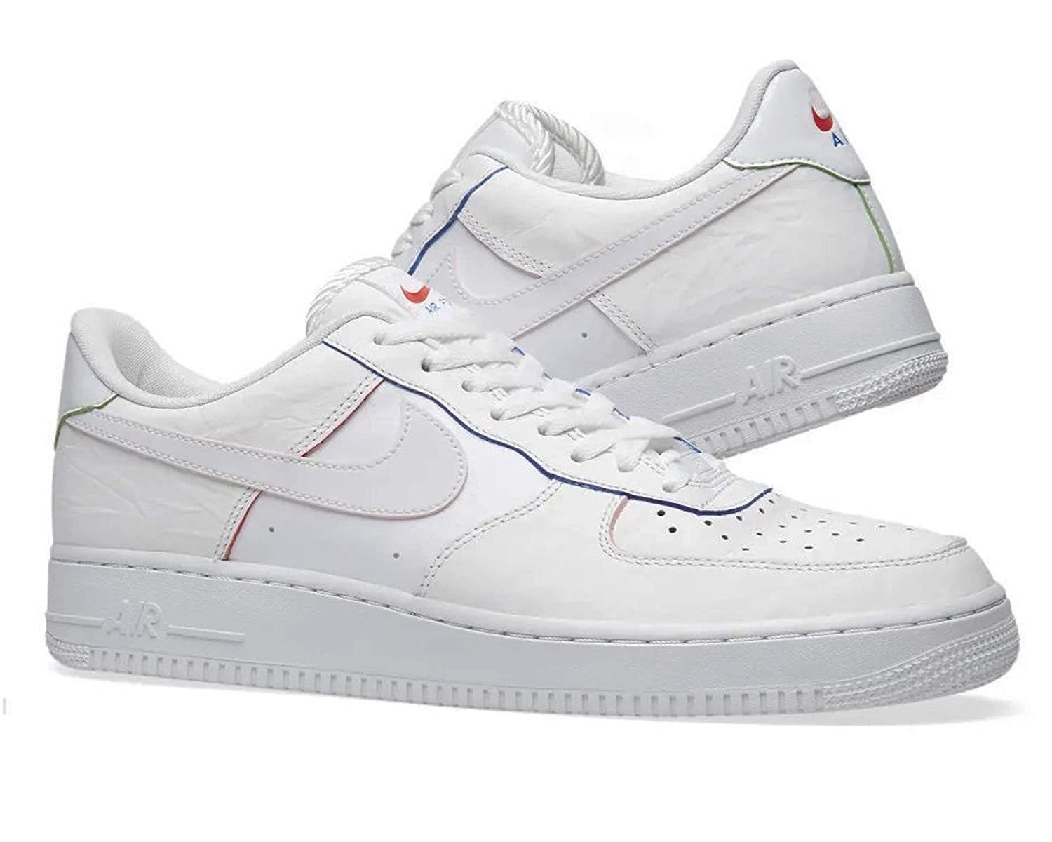 Nike Damen Original Air Force 1 Low Sneaker Weiß AQ4139 100