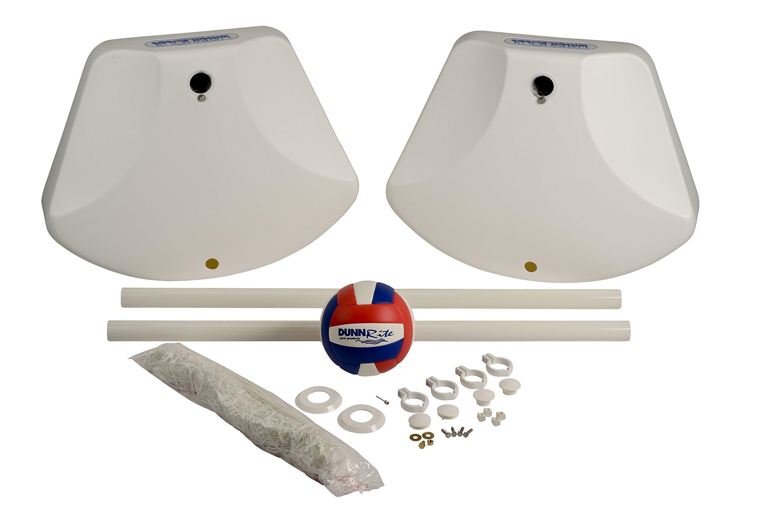 Dunnrite Watervolly Portable Pool Volleyball Set V400