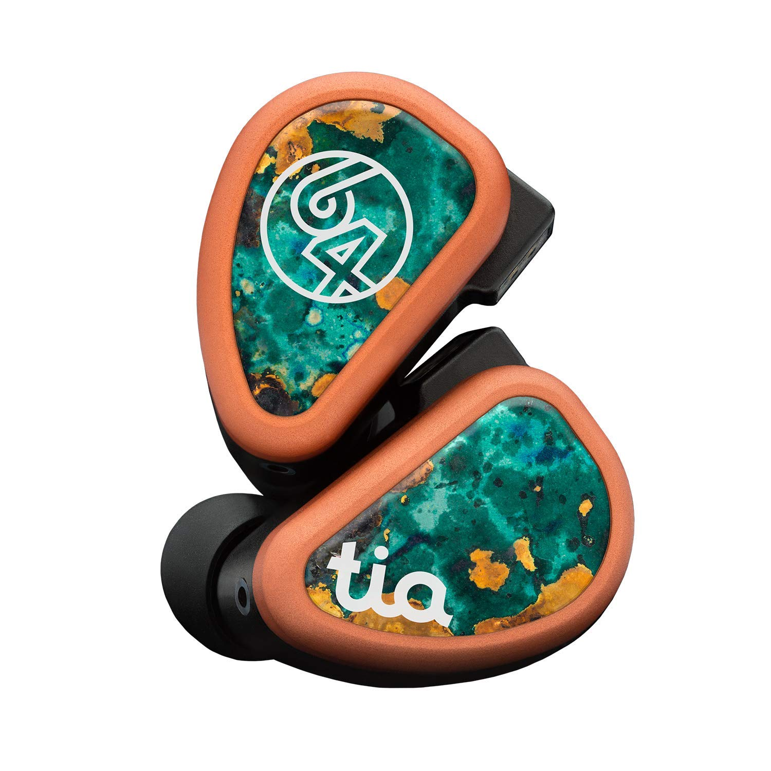 64 AUDIO tia Fourté イヤホン 64A-0380   B071JXGTHB