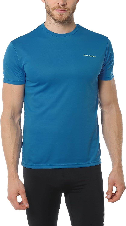 Ultrasport Endurance Performance T-Shirt da Uomo Vernon