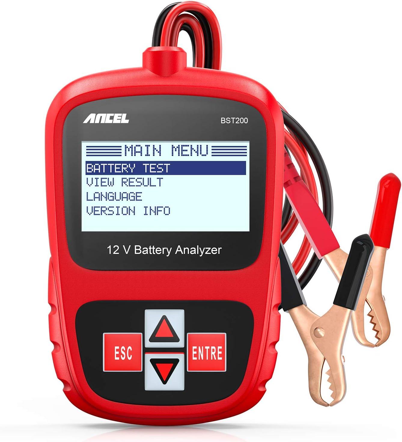 ANCEL BST200汽车电池测试仪