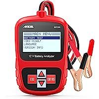 ANCEL BST200 Car Battery Tester 12V 100-1100 CCA Automotive Bad Cell Load Test Tool Digital Analyzer Tester for Car…