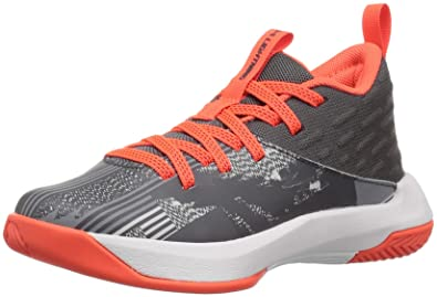 35b35c8aa821 Under Armour Boys  Pre School Lightning 5 Basketball Shoe