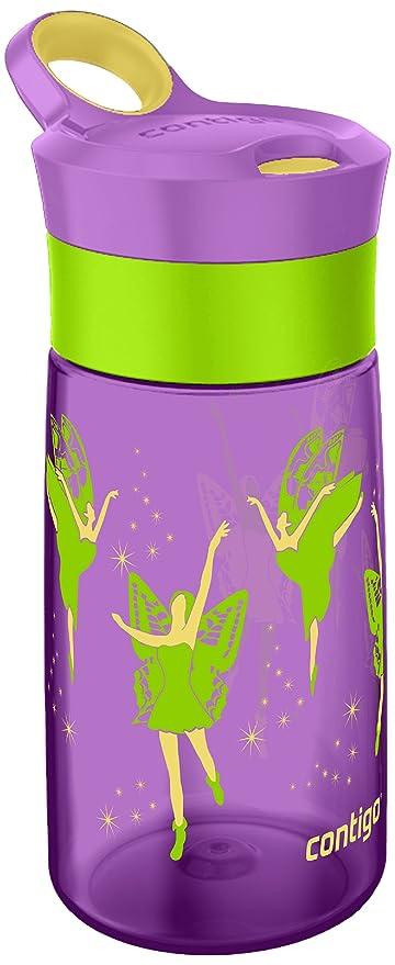 CONTIGO SWISH Trinkflasche Autoseal MAGENTA 500ml Kinderflasche auslaufsicher
