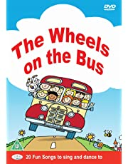 The Wheels on the Bus (20 Fun Kids Songs to sing and dance to)
