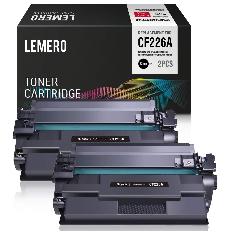 Amazon com: LEMERO Compatible Toner Cartridge Replacement