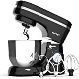 KUPPET Stand Mixer, 8-Speed Electric Mixer, Tilt-Head Food Mixer with Dough Hook, Wire Whip & Beater, 4.7QT Stainless…