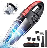 Audew Cordless Handheld Vacuum, Upgraded Hand Vacuum Cordless Rechargeable Pet Hair