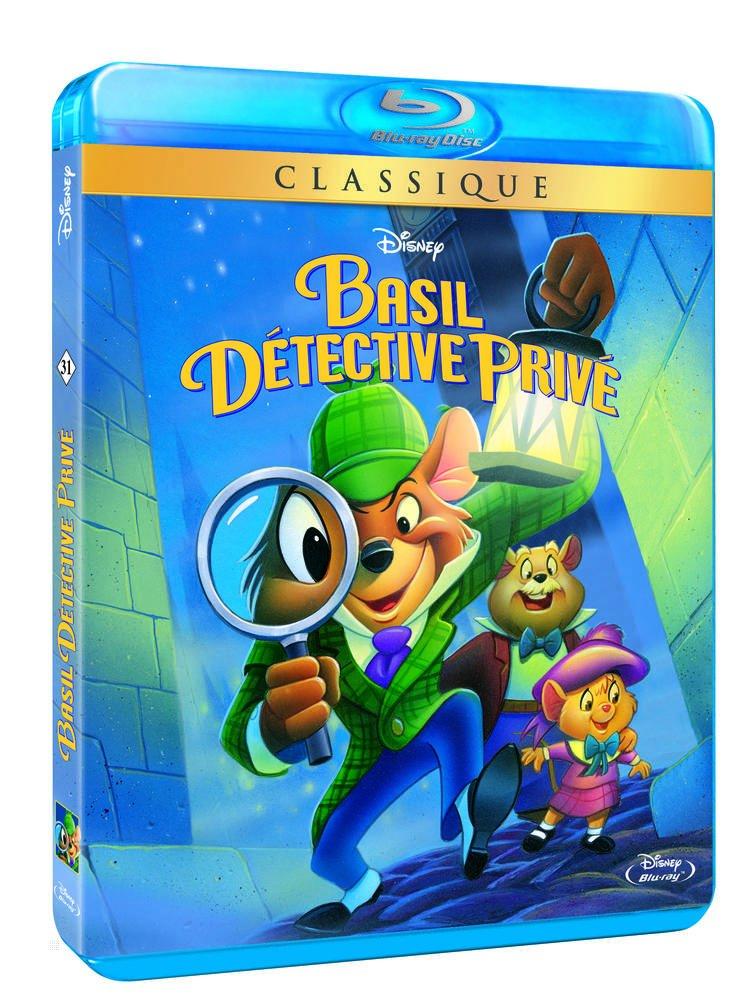 Basil, détective privé [Francia] [Blu-ray]: Amazon.es: Ron ...
