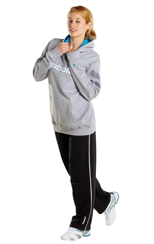 Babolat Damen Tennis Hose Training schwarz 41F1374105-M