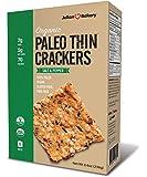 USDA Organic Paleo Thin Crackers (Low Carb -Gluten Free) Net Wt 8.5 Oz (241g)