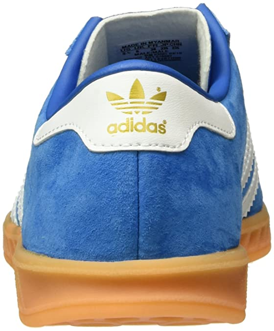 a3a875213 adidas Unisex Adults  Hamburg Low-Top Sneakers